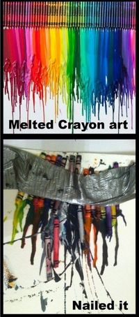 Favorite Craft Fail EVER! - Click image to find more hot Pinterest pins