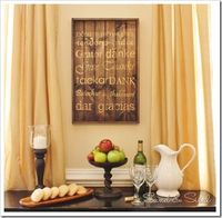 #GiveThanks #WallDecor