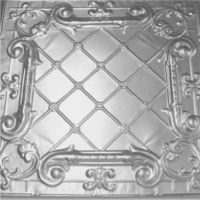 502 2 ft. x 2 ft. Steel Lacquer Lay-In Suspended Grid Ceiling Tile-LS502 2 at The Home Depot