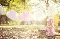 love this for a little girl mini session