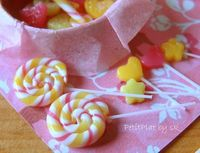 Polymer Clay Candies!