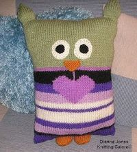 Knitting Galore: Owl Snugglily