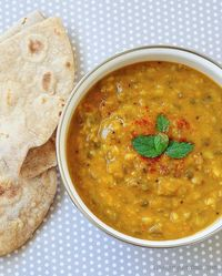 Dal Curry with Five Lentil Types