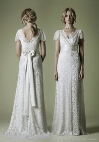 vintage wedding dress company - Continued!