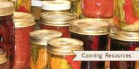 Tons of Canning Resources all in One Place - plus a link party at the bottom of page - new links everyday!!