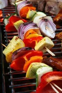 Crazy Kabobs: 12 Healthy Foods on a Stick