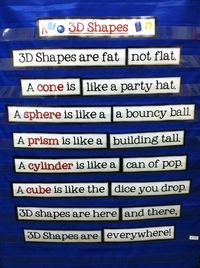 Shape Song, I sang this in my kindergarten class and they LOVED it!