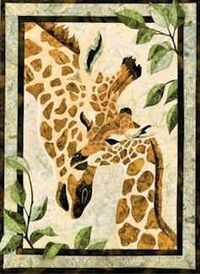 This site has beautiful animal quilt patterns.