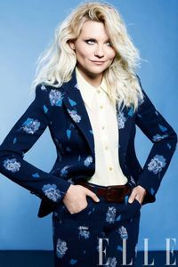 Kirsten Dunst - I don't normally like her, but she just looks so chic sometimes.