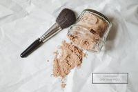 Sincerely, Kinsey: Homemade Dry Shampoo // Clean Living