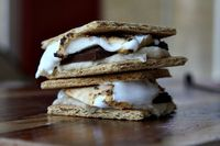 Cookie Dough Smore's