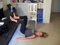 Best Hamstring Exercises. Quick, Effective 8 Minute Hamstring Strengthening Routine.