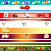 Make Your Recipe Hub Standout With Free Dividers.