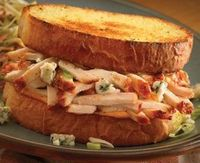 Blazing Buffalo® Chicken Salad & Blue Cheese Sandwich
