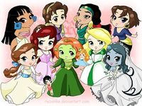 NOT DISNEY but I like. Chel (The Road to El Dorado), Kaylee (Quest For Camelot), Sephora (The Prince of Egypt), Marina (Sinbad), Anastasia (Anastasia), Clara (Drawn Together?), Crysta (Fern Gully), F...