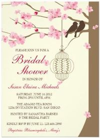 Field of Hearts Bridal Shower Invitation by celebrateitinvites