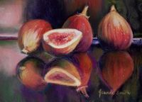 Figs by Jeanne Rosier Smith