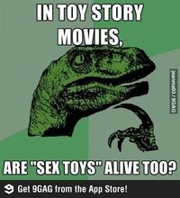 In Toy Story Movies...