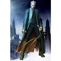 Devil May Cry 3 Vergil Cosplay Costumes--CosplayDeal.com
