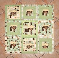 monkey quilt tutorial