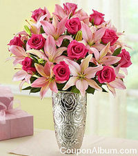 Get Up To 30% off 1-800-Flowers Gifts & Flowers!