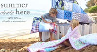 Pottery Barn Kids Coupon: Save 20% On All Quilts
