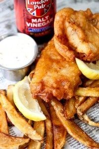 British Fish & Chips | Submitted by Laura Davis | Best Fish Recipe Contest Submission #LongJohnSilvers #Fish #Seafood #Recipe
