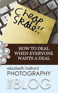 How do you do business when everyone wants a deal?