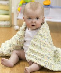 Coziest Baby Blanket Ever