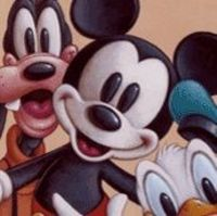 Loving me some Disney art.