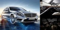 Mercedes-Benz W222S-Class Newest Photos Revealed