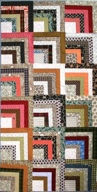 The Root Connection: Handkerchief Quilt tutorial