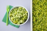 green-mac-n-cheese