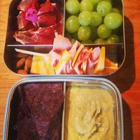 School lunches and toddler snacks part 3