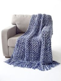 TV Lapghan free crochet pattern