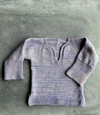 {maybe this will be my first sweater attempt} easy pullover for babies, toddlers and kids pattern via the purl bee