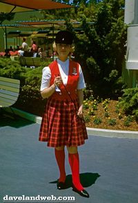 1963 Disneyland Tour Guide