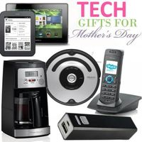 Top 7 Mother's Day Tech Gift Ideas for Geeky Moms!