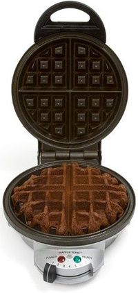 +Brownies+made+in+the+waffle+maker??