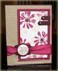 Pickled Paper Designs: Featured Stamper: Papermoon04
