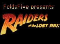 Raiders of the Lost Ark in one Gif