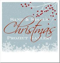 Christmas Project Gallery - decor, crafts, recipes.