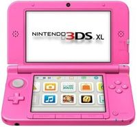 Nintendo To Prepare 3DS XL In Pink