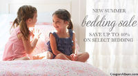 Pottery Barn Kids Coupon: Up To 40% Off Bedding