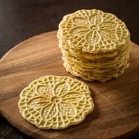 My Authentic Pizzelle (Italian Waffle Cookies), as featured on Wayfair My Way Home.