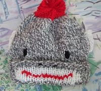Sock monkey hat, anyone?