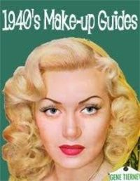 vintage make-up guides from the 1920's to the 1960's
