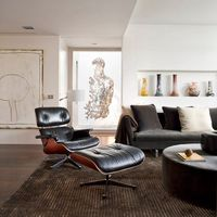 interior, home, design, decor, production, technology, club, chair, basement, licensed, product, aluminum, steel glides,