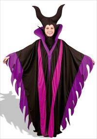Maleficent Witch Costume