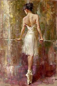 "Andrew Atroshenko ""Purity"" Painting"